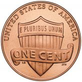 Shield Cents (2010-Present) Image