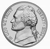 Westward Journey Nickels (2004-2005) Image