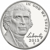 Return to Monticello Nickel (2006-Present) Image
