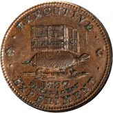 Political Hard Times Tokens (1834-1840) Image
