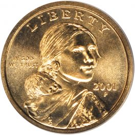 Value Of 2001 P Sacagawea Dollar We Are Rare Coin Buyers