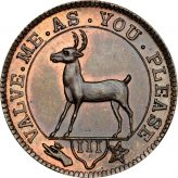 Post-War Tokens (1852-1935) Image