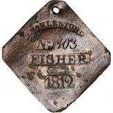 Slave Hire Badges (1812-1857) Image