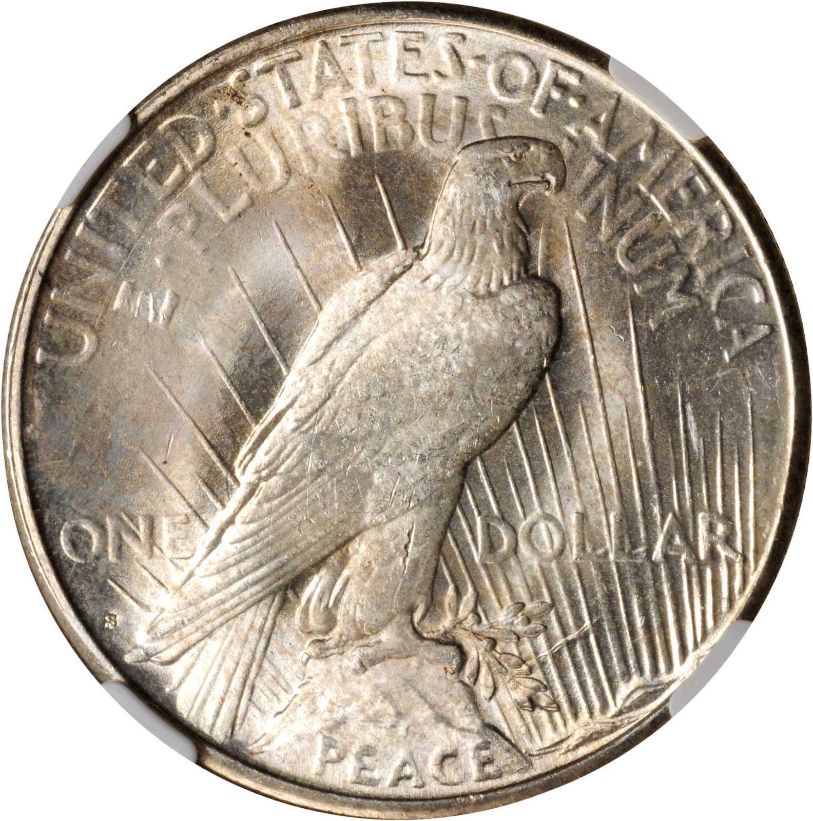 coin value silver dollar 1923
