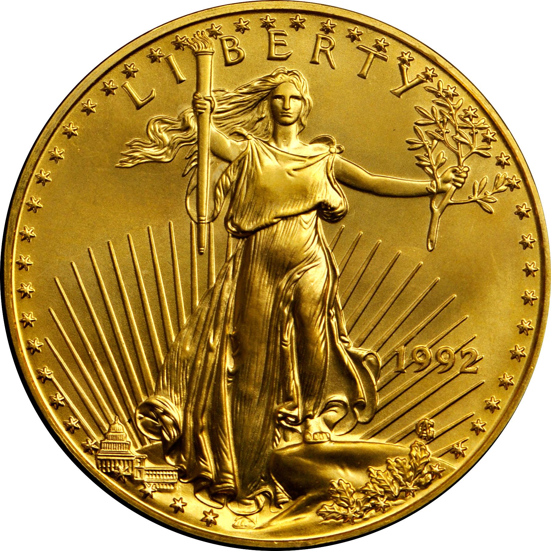 $5 gold coin value