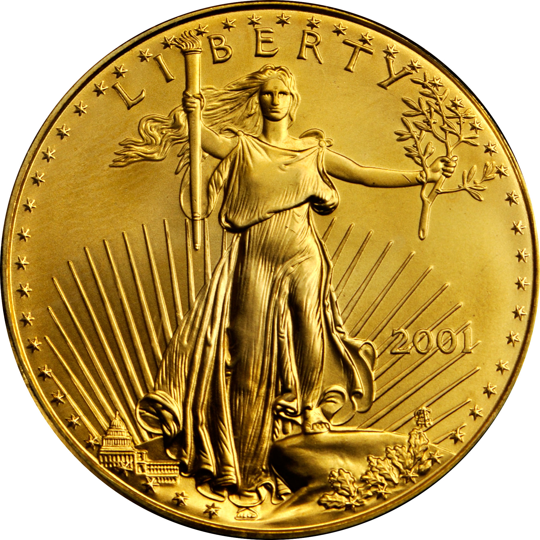 Value Of 2001 25 Gold Coin Sell 5 OZ American Gold Eagle