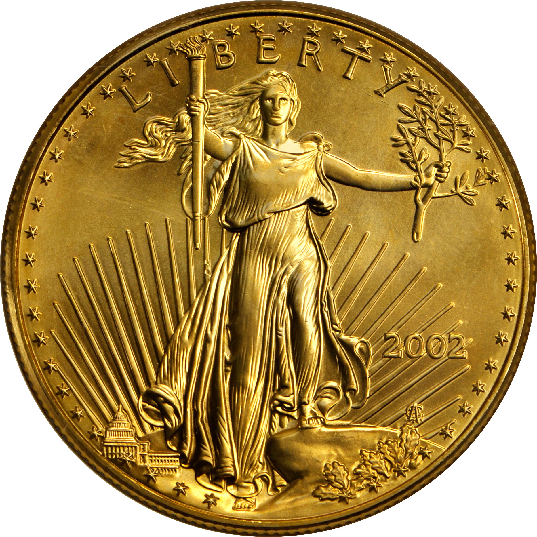 Value Of 2002 10 Gold Coin Sell 25 Oz U S A Gold Eagle