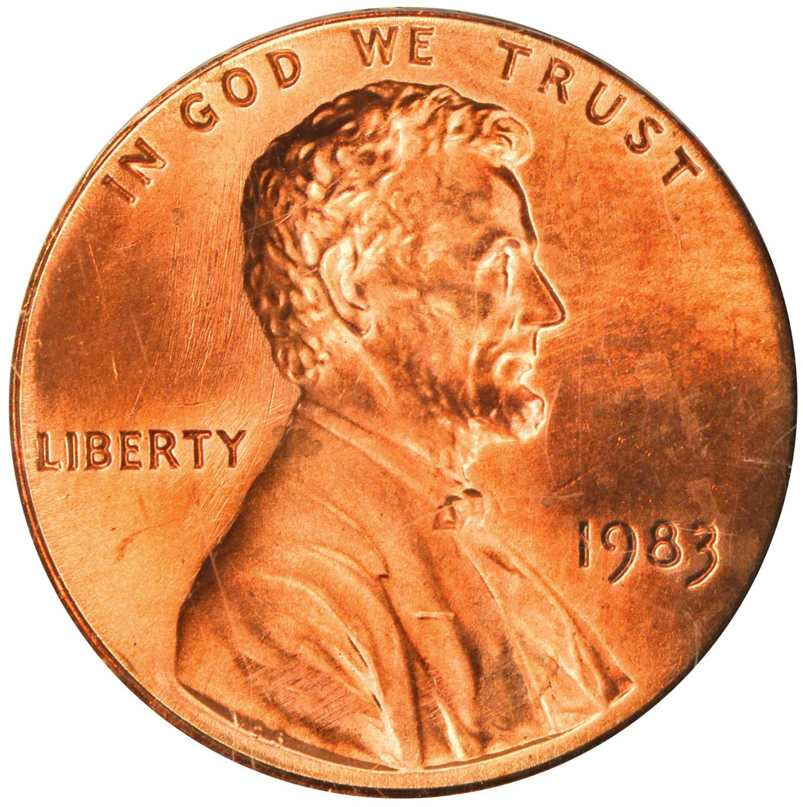 Value Of 1983 Double Die Lincoln Cents