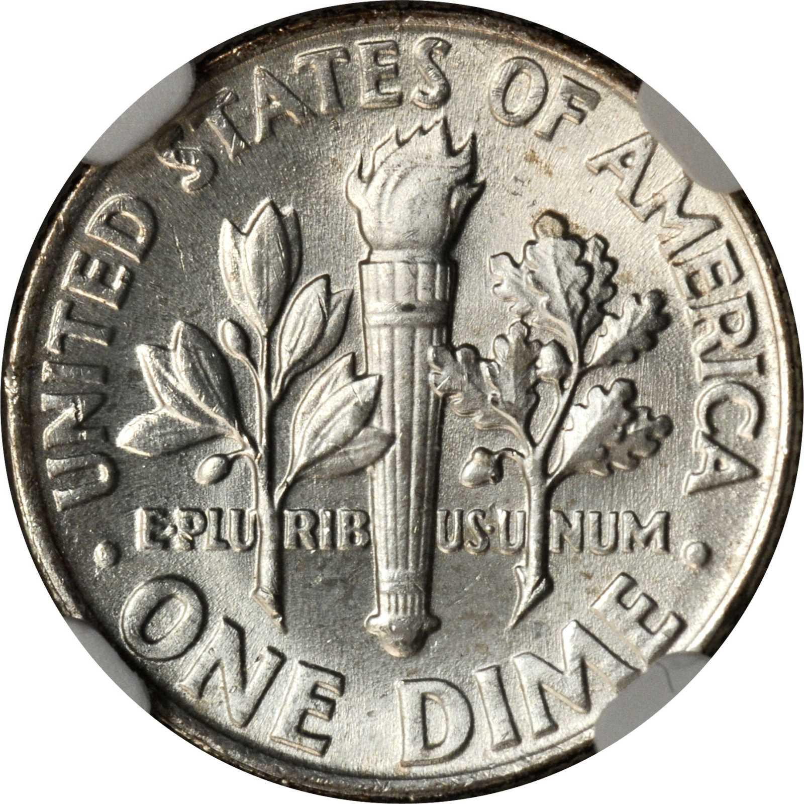 Value Of 1964 Dime