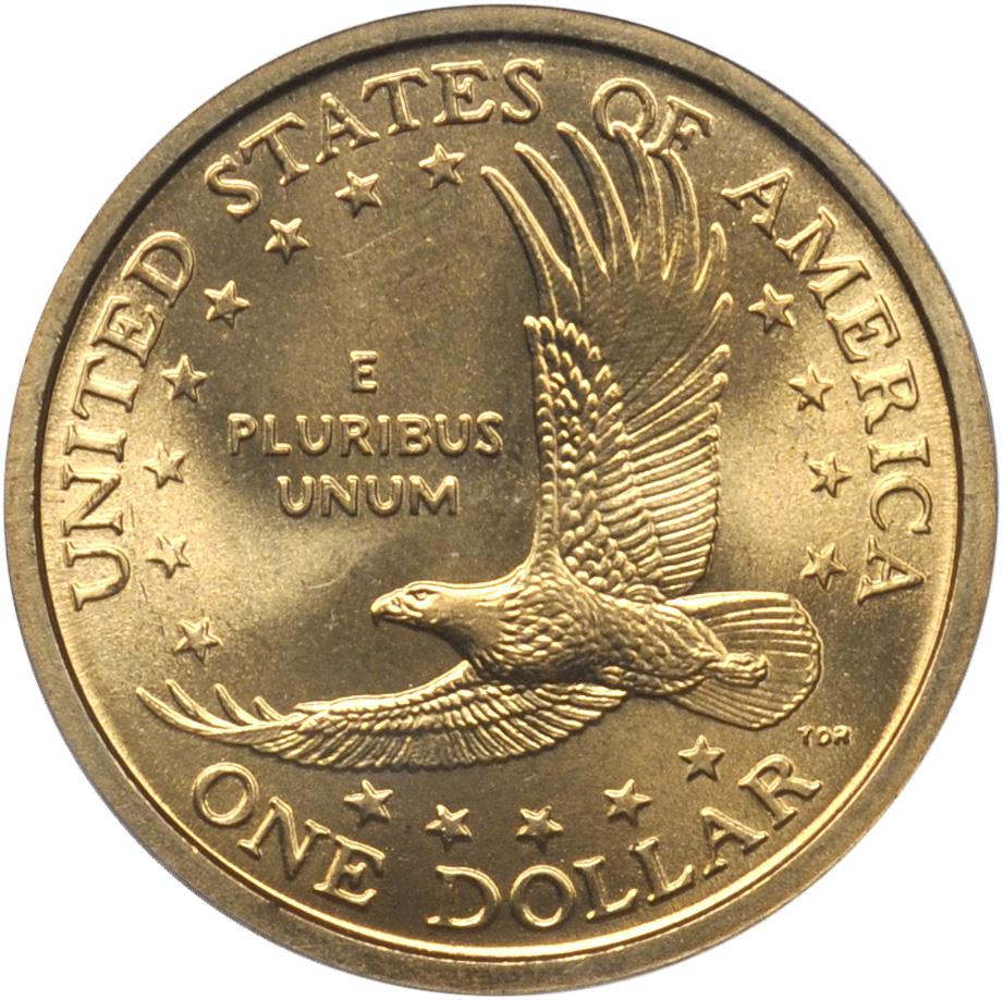 year 2000 dollar coin value