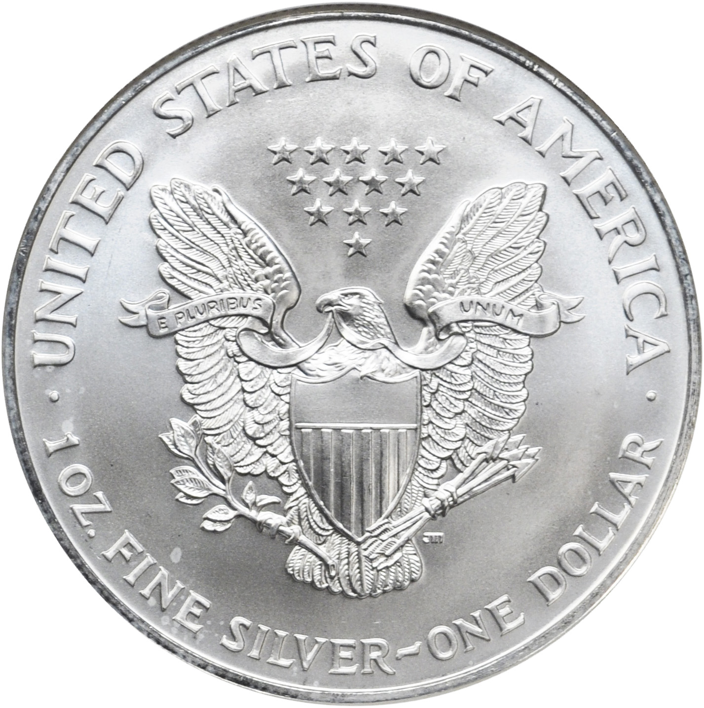 American Silver Eagle Coin Bullion-Littleton Walking Liberty L@@K! Spot 1997