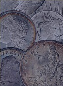 Silver Dollars Icon