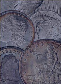 Silver Dollars Icon