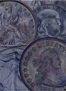 Silver Half Dollars Icon