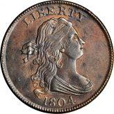 Draped Bust Half Cent (1800-1808) Image