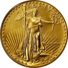Value Of 1986 50 American Gold Eagle Coin