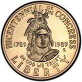 Clad $0.50 Commemorative Coins (1982-Present) Image
