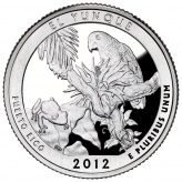 America the Beautiful Quarters (2010-2021) Image