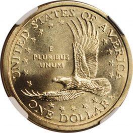 Value Of 2000 P Cheerios Sacagawea Dollar Rare Coin Buyers