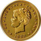 Stella $4 Gold (1879-1880) Image