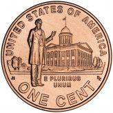 Lincoln Bicentennial Cents (2009) Image