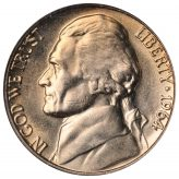Jefferson Nickel (1938-2003) Image
