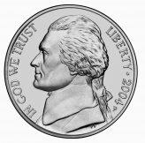 Westward Journey Nickels (2004-2005) Image