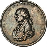 Julian Indian Peace Medals (1757-1889) Image