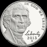 Return to Monticello Nickel (2006-Present) Image