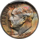 Roosevelt Dime (1946-Present) Image