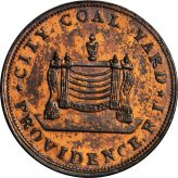Store Cards Hard Times Tokens (1832-1840) Image