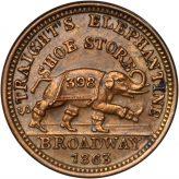 Civil War Tokens (1850-1873) Image